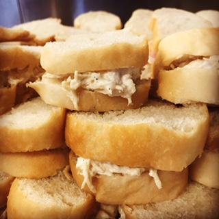 Mini Sandwich Trays